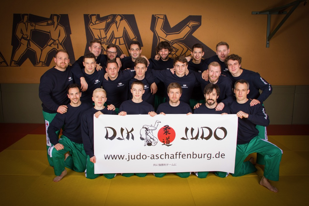 DJK Aschaffenburg - Landesliga Herren 2017