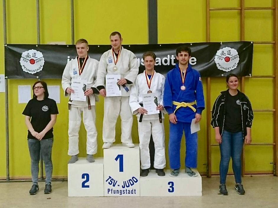 Samurai Turnier Pfungstadt 2016