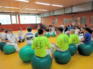 Unterfränkische Vereins-Mannschafts-Meisterschaften U12 @ Turnhalle der TG Schweinfurt | Schweinfurt | Bayern | Deutschland