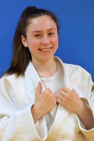 Kim Gottwald 4. Kyu, -57 kg
