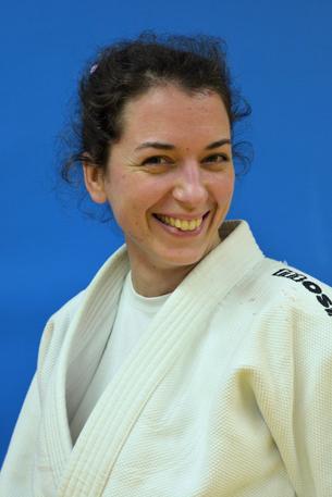 Regina Hirsch 2. Dan, -57 kg