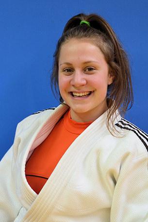 Melissa Ostheimer 1. Dan, -63 kg