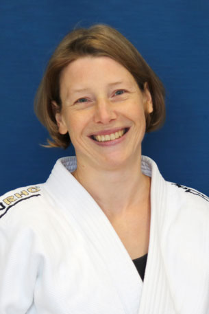 Andrea Schlauersbach 1. Dan, -70 kg