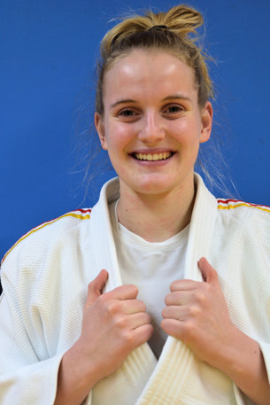 Laura Kienbaum 1. Kyu, -70 kg