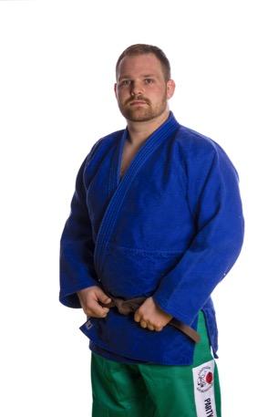 Patrick Dobai-Krecht 1. Kyu, +90 kg