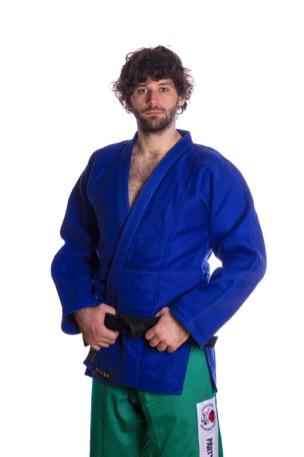 Pascal Naubereit 1. Dan, -90 kg
