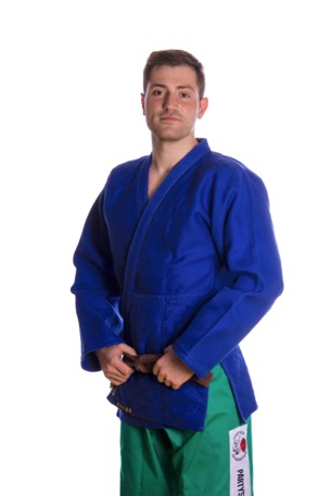 Marco Senfleben 1. Kyu, -90 kg