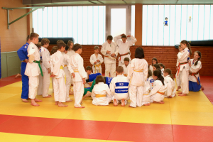 Unterfränkische Vereins-Mannschafts-Meisterschaften U12 @ Turnhalle der TG Schweinfurt   Schweinfurt   Bayern   Deutschland