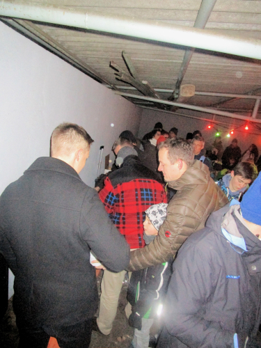 Weihnachtliche Fackelwanderung @ Grillhalle der DJK | Aschaffenburg | Bayern | Deutschland