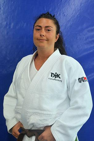 Ramona Degend 1. Kyu, +70 kg