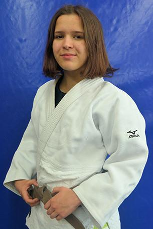 Lucia Junker 1. Kyu, -57 kg