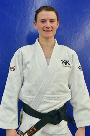 Anna Alig 1. Dan, -57 kg