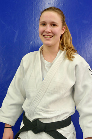 Annemarie Endres 1. Dan, -63 kg