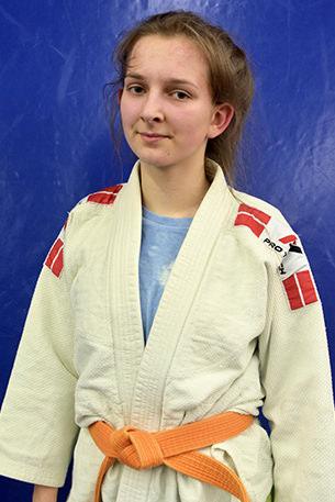 Cosima Heidemann 5. Kyu, -52 kg