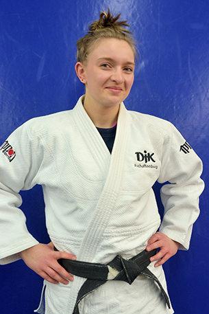 Lara Isabell Wegener 1. Dan, -70 kg