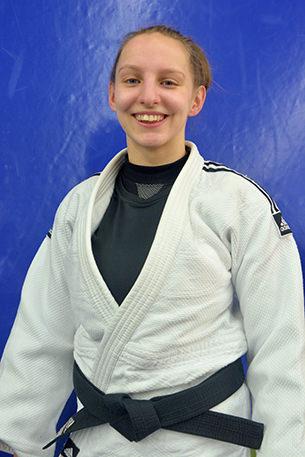 Kimberly Grodtmann 1. Dan, -63 kg