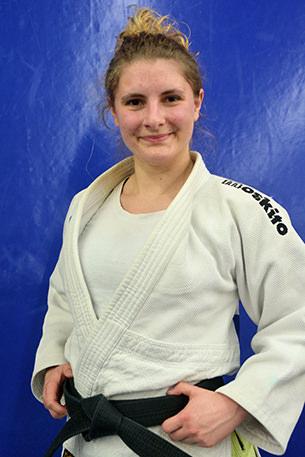 Laura Hofmann 2. Dan, -63 kg