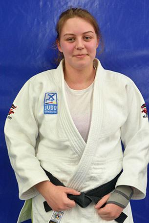 Lisa Ludolph 1. Dan, +70 kg