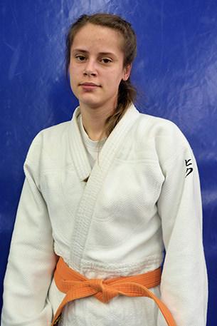 Vanessa Eppig 5. Kyu, -57 kg