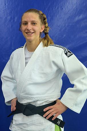 Jessica Spelten 1. Dan, -57 kg