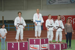 Lucia Junker Messecup 2015