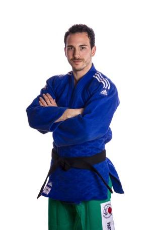 Fabio Pecchio 1. Dan, -66 kg