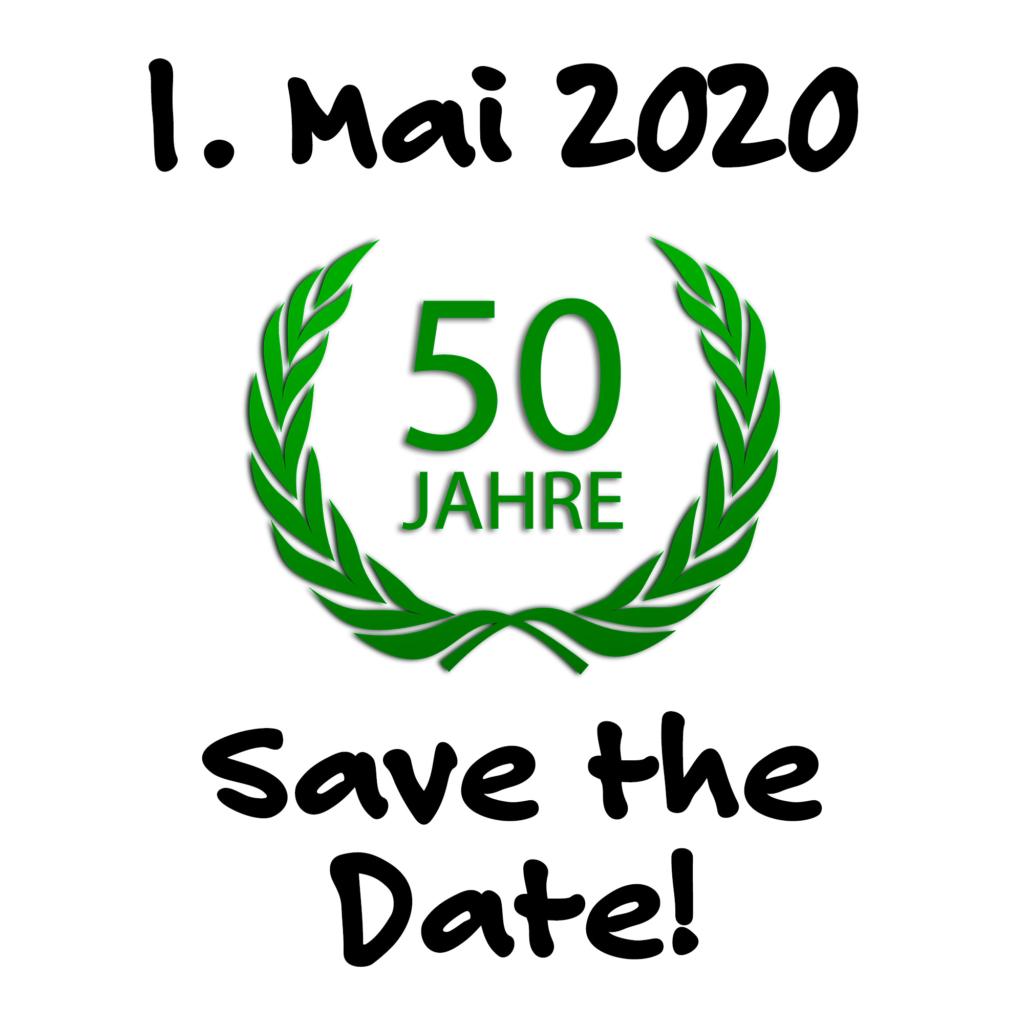 50 Jahre Judo in der DJK Aschaffenburg am 1. Mai 2020