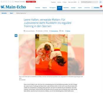 Main-Echo Artikel