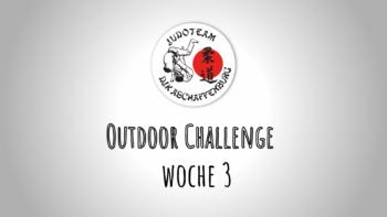 Ouitdoor Challenge 3. Mai 2021